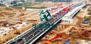 市政道路与轨道交通结合部—-结构减荷
